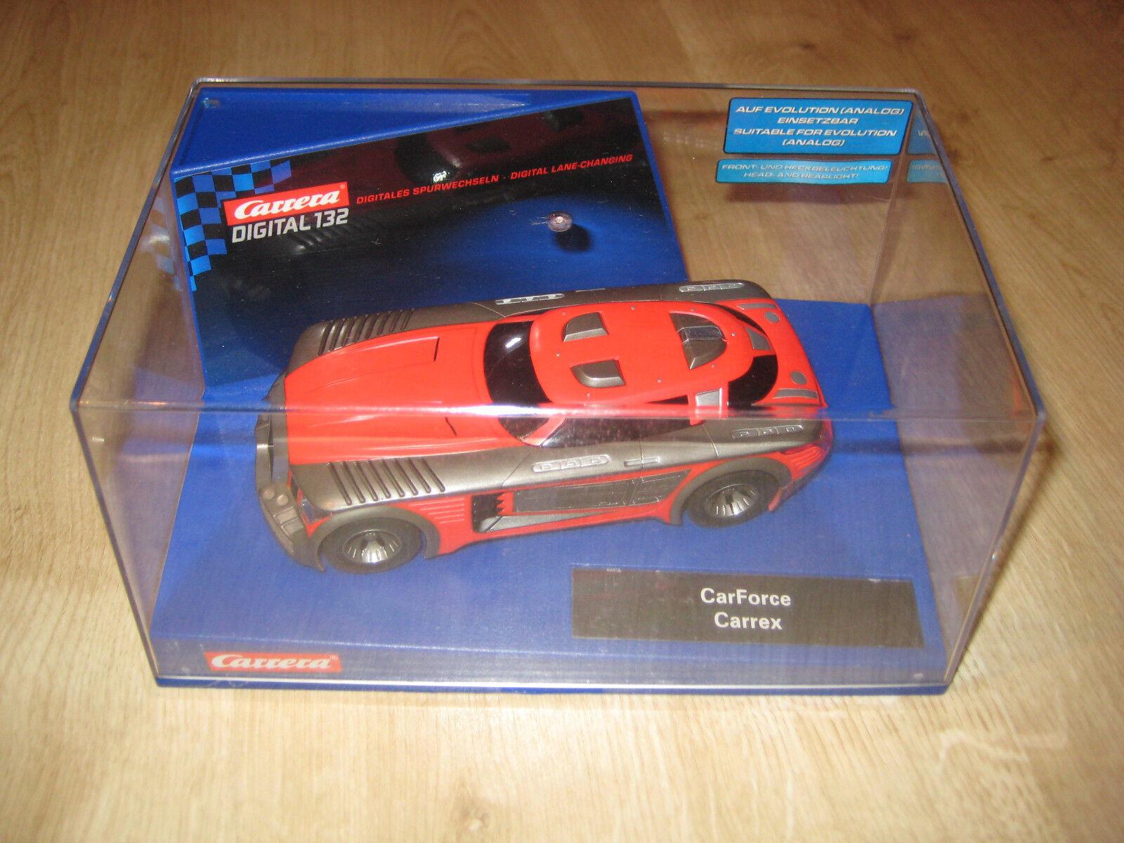Carrera Digital 132 30416 CarForce Carrex NEU & OVP