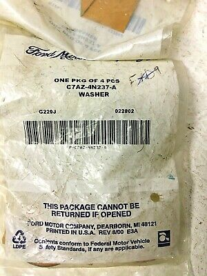 Genuine Ford Rear Axle Shaft Lock C7AZ-4N237-A