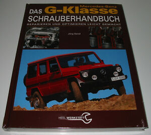 Auto & Verkehr Reparaturanleitung Mercedes G-klasse G-modell Geländewagen Schrauberhandbuch Neu Knitterfestigkeit