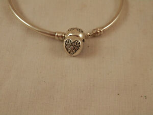 limited edition pandora bracelet you melt my heart
