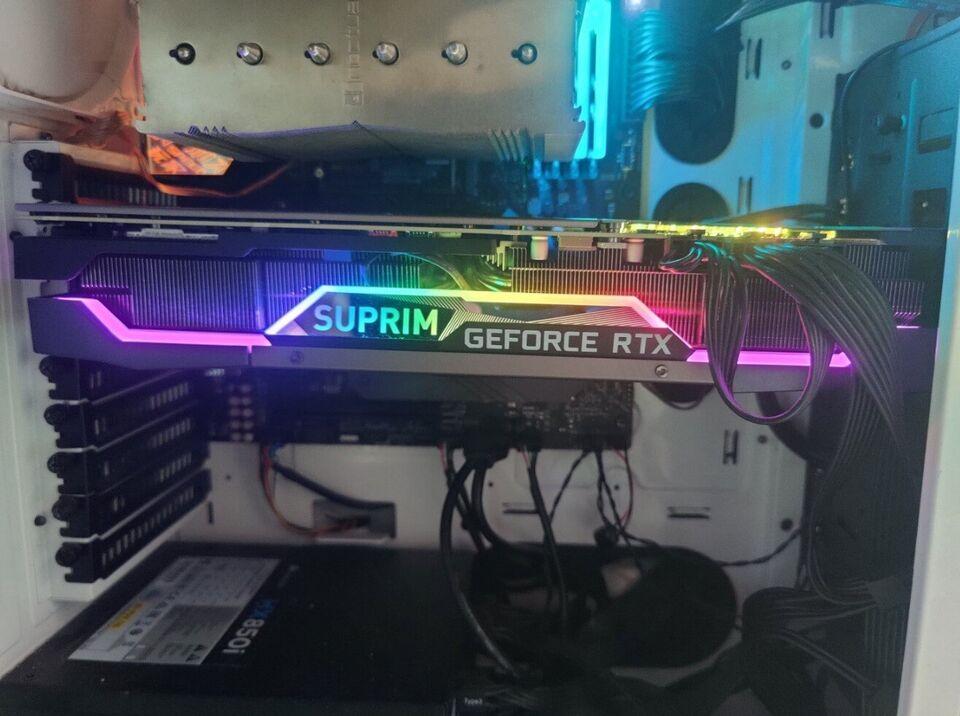 RTX 3080 MSI, 12 GB RAM, Perfekt