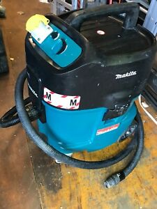 makita 447M vacuum, 110v, M CLASS VACUUM , makita dust extractor