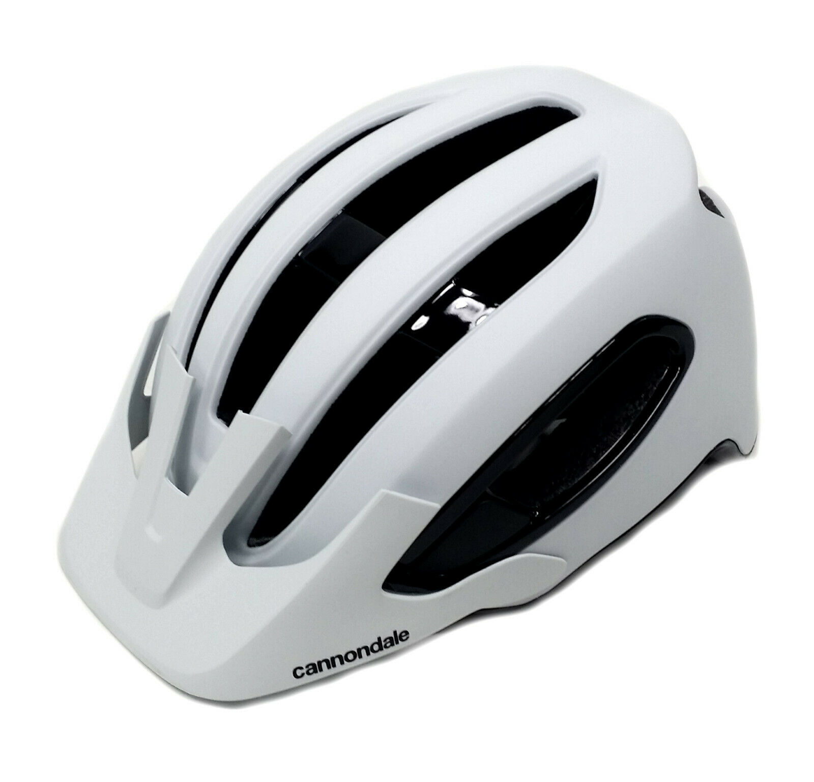 Cannondale CASCO Para Ciclismo Hunter, blancoo, Pequeño mediano, 54-58cm
