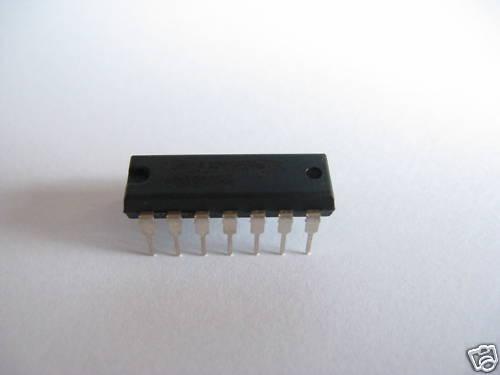 IC 4081 quatre et enclos avec chacune 2 Eing dip14 5 pièces