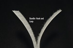 "HOOK WHITE 5//8/"" X 10ft. VELCRO® BRAND SEW-ON TAPE For Fabrics Soft and Flexible"