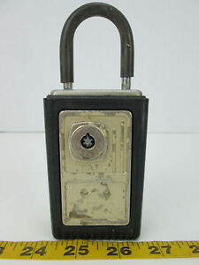 a69d0abe2444 Vintage Supra-C Lock Box No Key Realator Title 6139 Supra Products ...