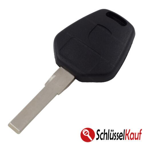 Llave Del Coche 2 Teclas Carcasa Apto para Porsche 911 996 Cayenne 955 Boxter