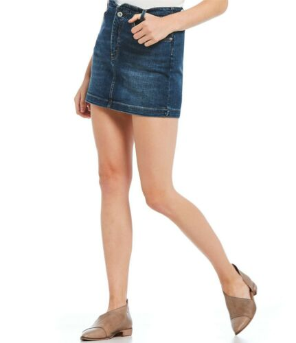 She's 25 31 28 26 Denim People 29 W Mini Skirt Blue Free 24 30 All 27 That Black 5w8qxxCP6