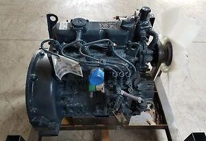 d1305 bg et2 kubota engine 19hp 1800rpm 3 cylinder diesel tier 4 ebay. Black Bedroom Furniture Sets. Home Design Ideas