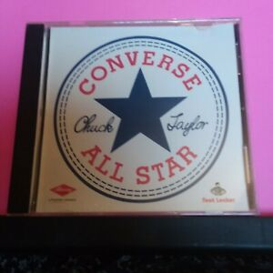 Details about Converse All Star Sampler CD 1998 Rare Chuck Taylor Foot Looker Promo Music