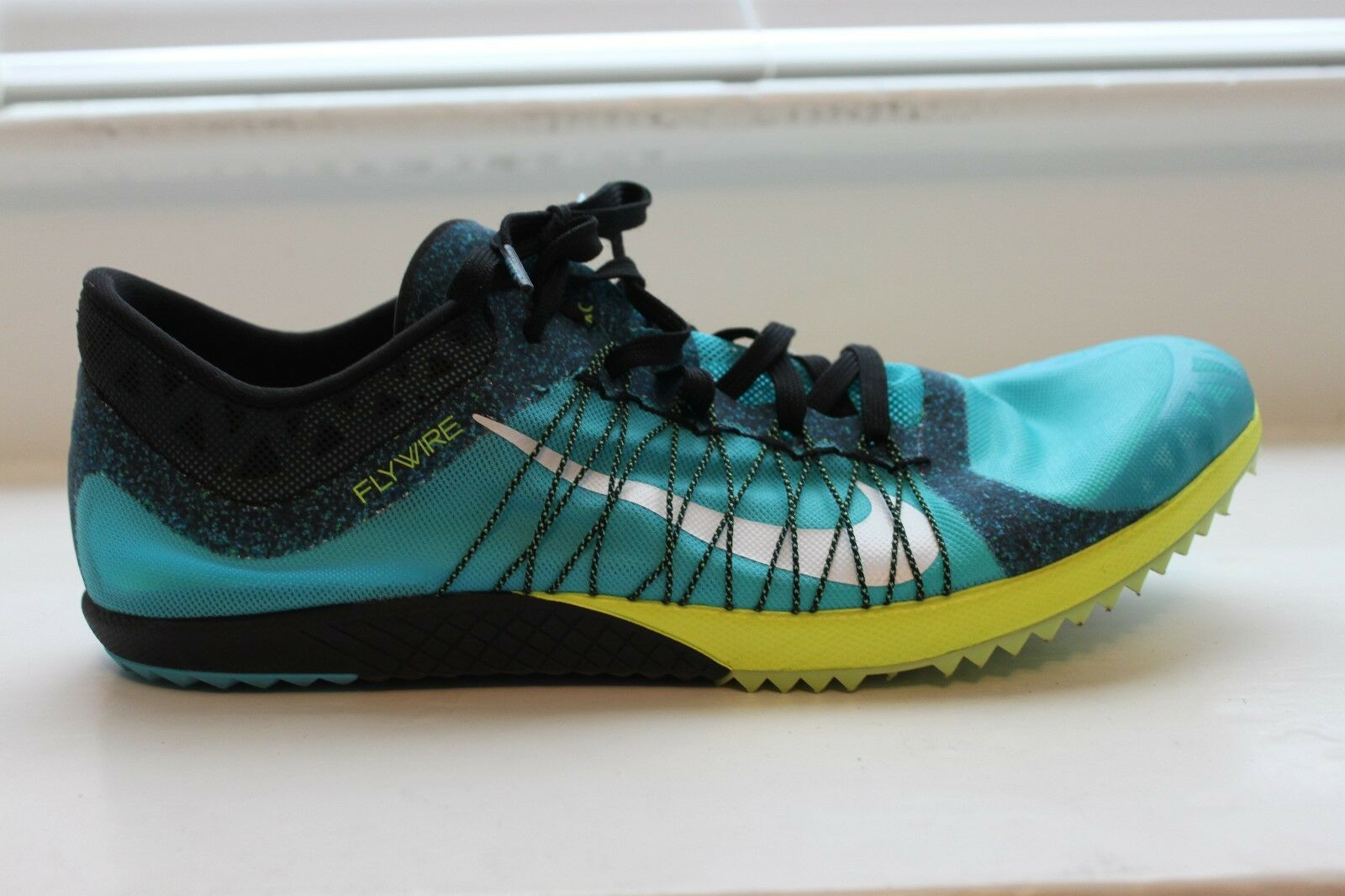 Nike Victory XC 3 Cross Country Spikes Men's Women's XC Teal Blue MSRP    NEW