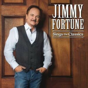 Jimmy-Fortune-Sings-The-Classics-New-CD-Digipack-Packaging