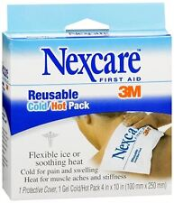 Nexcare Cold/Hot Pack Reusable 1 Each (Pack of 3)