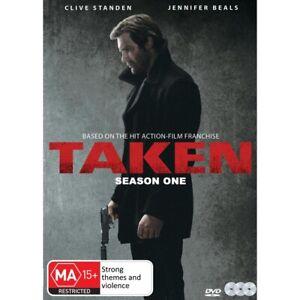 TAKEN-Season-1-Region-4-3-Discs-New-AND-Sealed-TV-Series