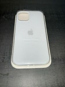 Apple Coque en Silicone pour iPhone 12 mini - Blanc