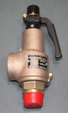 90 psi 1 x 11//4 1 x 11//4 AQUATROL 741EF-M1A-90 Series 741 Safety Relief Valve