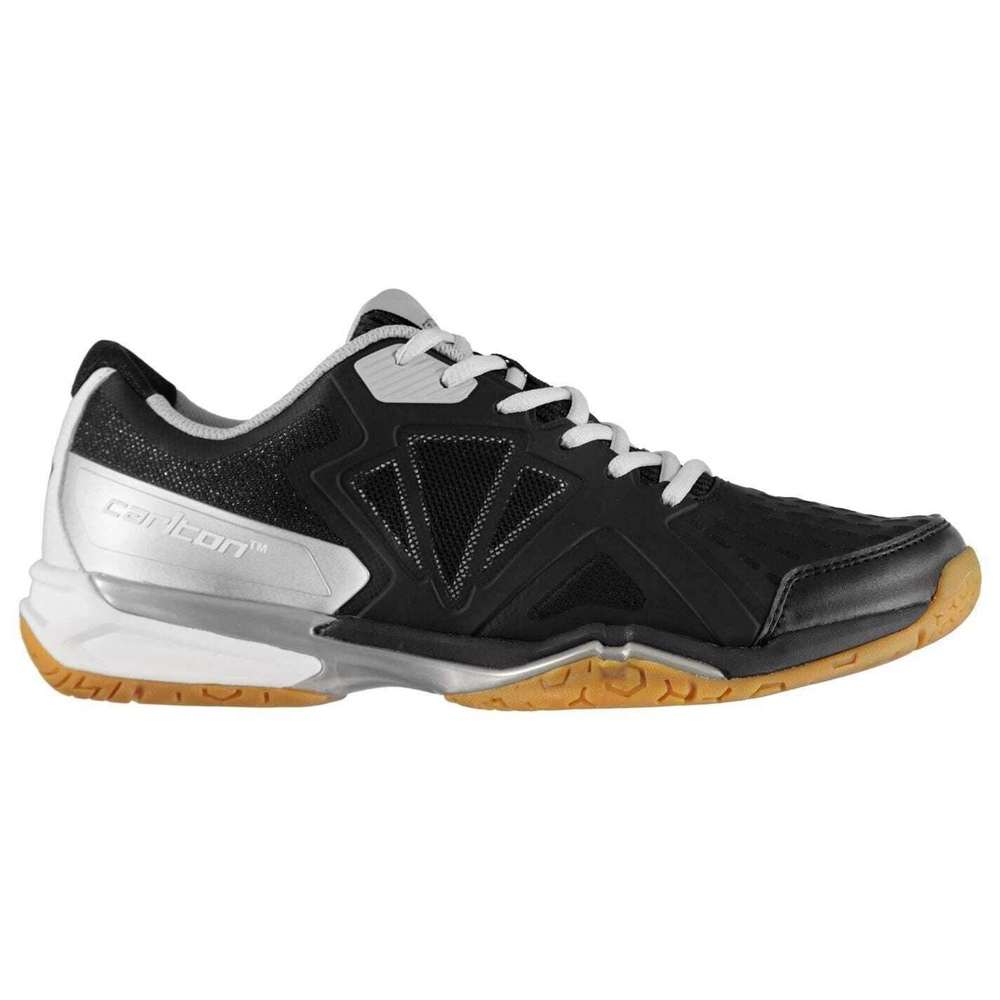 Carlton Herren Xelerate Lite Badminton Schuhe Non Marking Sohle Sportschuhe