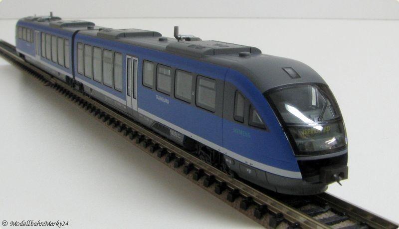 Fleischmann 742001 dieseltriebzug  Desiro  DSS KK