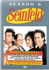 Seinfeld - Season 6 (DVD, 2005, 4-Disc Set)