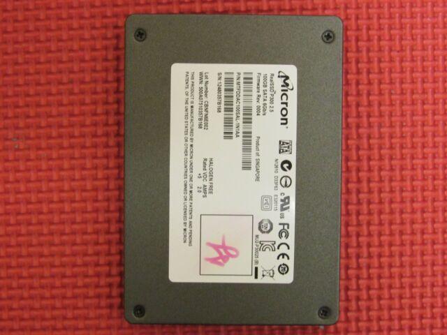 MICRON MTFDDAC100SAL-1N1AA 100GB SATA 6Gbs Real SSD P300 2.5