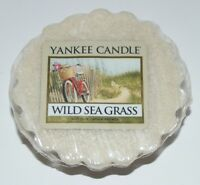 1 NEW YANKEE CANDLE WILD SEA GRASS TARTS WAX MELTS CANDLE WARMER REFILL HTF RARE