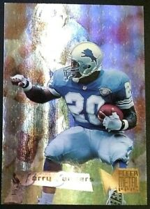 BARRY-SANDERS-1995-Fleer-Metal-Detroit-Lions-66