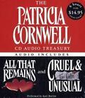 The Patricia Cornwell Treasury: All That Remains/Cruel & Unusual von Patricia Cornwell (2005)
