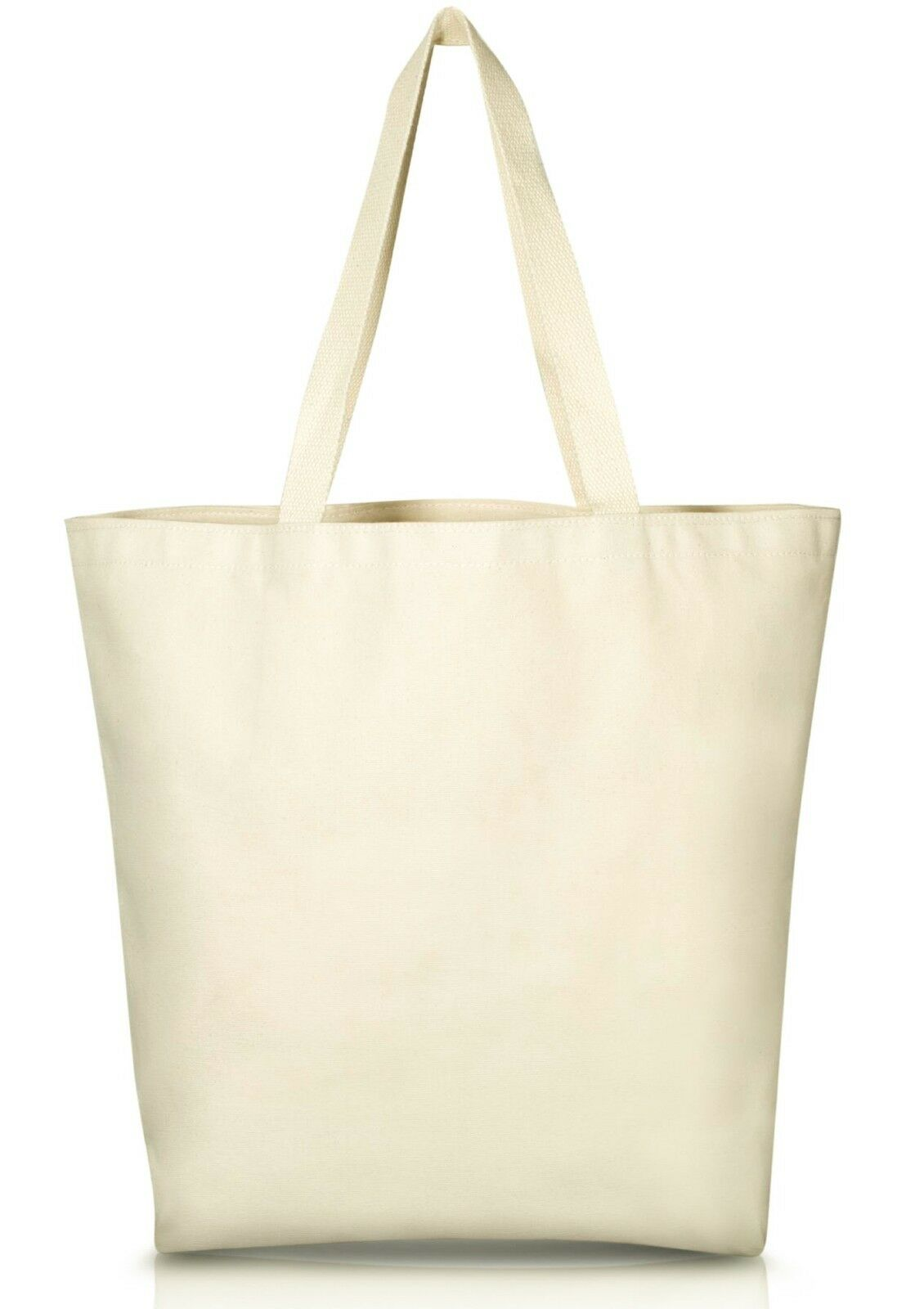 efa578b66da Reusable Grocery Canvas Shopping Bag