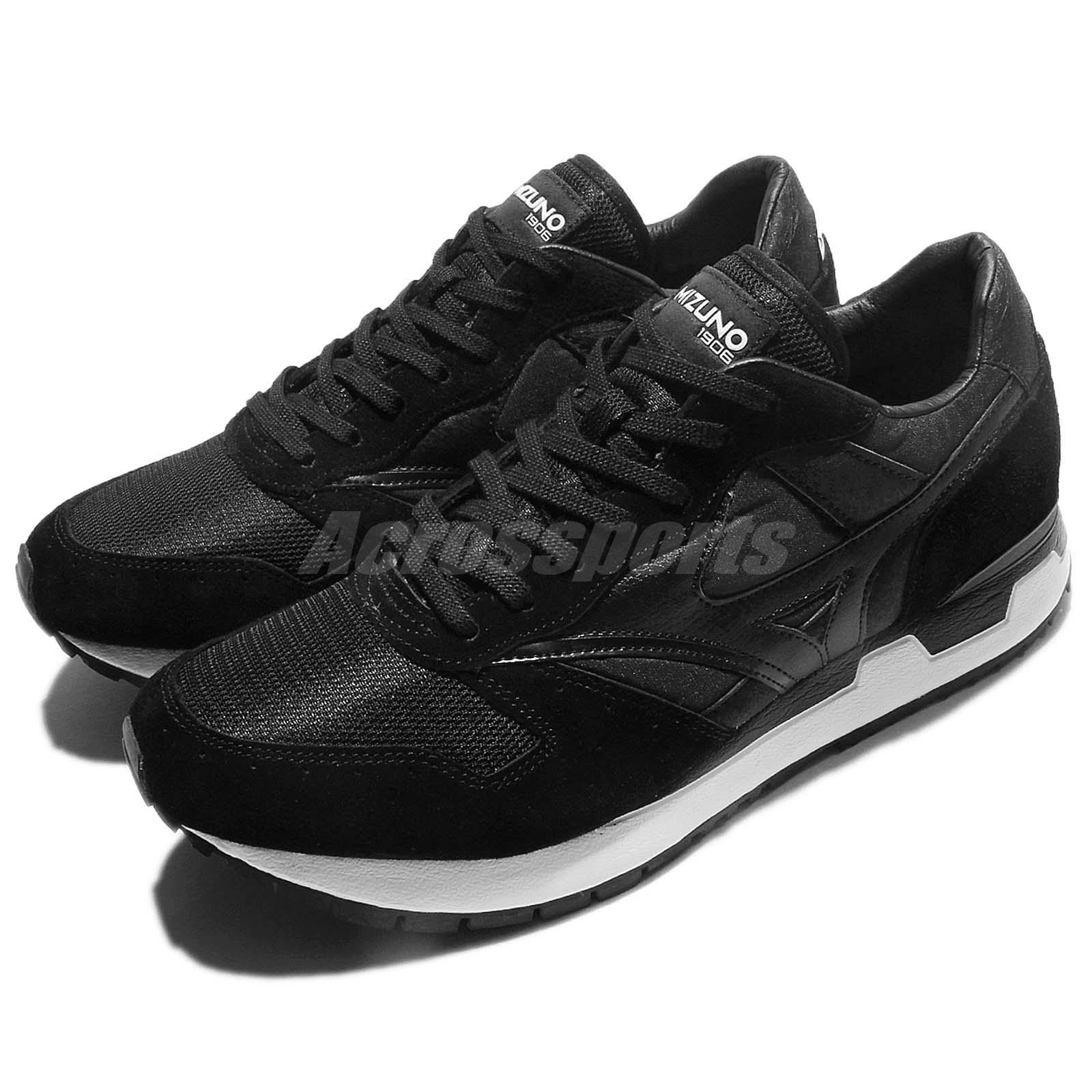 Mizuno Sports Style GV87 1987 negro blanco Men Retro zapatos zapatillas D1GA17-0609