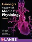 LANGE Basic Science: Ganong's Review of Medical Physiology by Kim E. Barrett, Scott Boitano, Susan M. Barman and Heddwen Brooks (2012, Paperback)