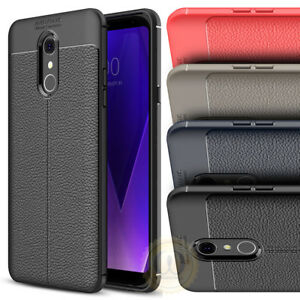 new product 8ecd1 4c4aa Details about For LG Stylo 4 G8 G7 V40 ThinQ G6 Case Slim Flexible TPU  Shockproof Back Cover