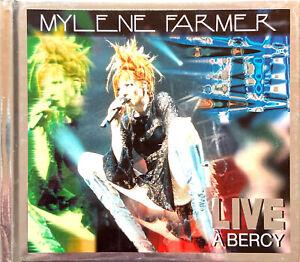 Mylene-Farmer-2xCD-Live-A-Bercy-France-EX-G