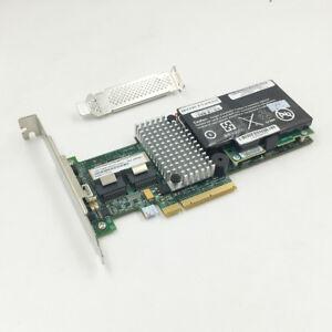 8087 SATA NEW LSI 9260-8i SAS SATA 8-Port PCI-E 6Gb RAID Controller