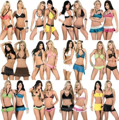 Sexy Gros Lot Club En Vêtement Vendu Bikini Exotique 25 Lingerie Rx1 Pièces RAxOR