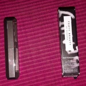 New Fenty Beauty Mattemoiselle Plush Matte Lipstick in Candy Venom 1g by Rihanna