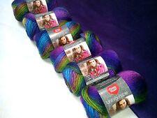NEW Red Heart Boutique Unforgettable Yarn 6- 3.5oz. Skeins Same Dye Lot GOSSAMER