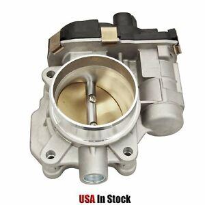 Details about Fit 2009 2010 2011 2012 Chevrolet Malibu 2 4L 12615516  Throttle Body Assembly