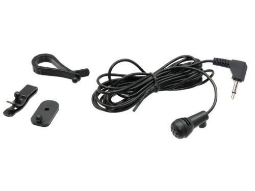 MONO Microfono BT Bluetooth autoradio con SOLO connettore ad angolo 3,5 mm
