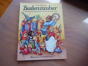 Budenzauber - Spiellieder und Bewegungsspile für kleine und große Leute Ökotopia - Deutschland - Budenzauber - Spiellieder und Bewegungsspile für kleine und große Leute Ökotopia - Deutschland