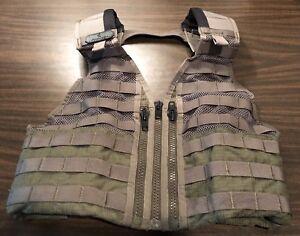 Protech-Tactical-Vest-PG0007-Molle-Combat-Assault-SWAT-Olive-EUC-Medium