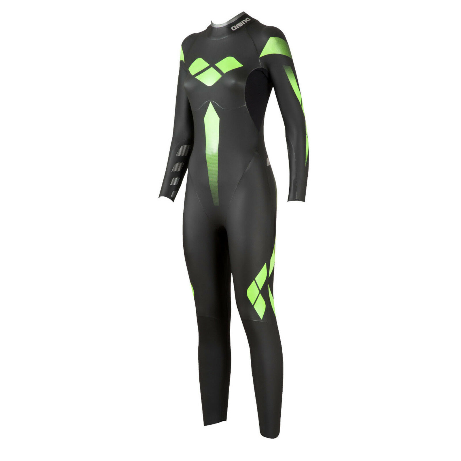 Arena 1A631 Womens Triathlon Wetsuit Open Water Neoprene Premium Swimsuit