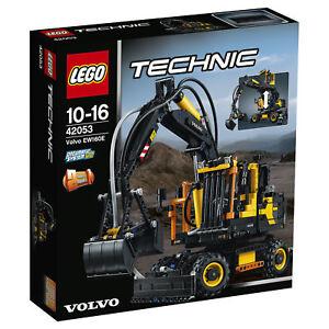 Lego® Technic 42053 Volvo Ew160e Nouvel Ovp Nouveau Misb Nrfb