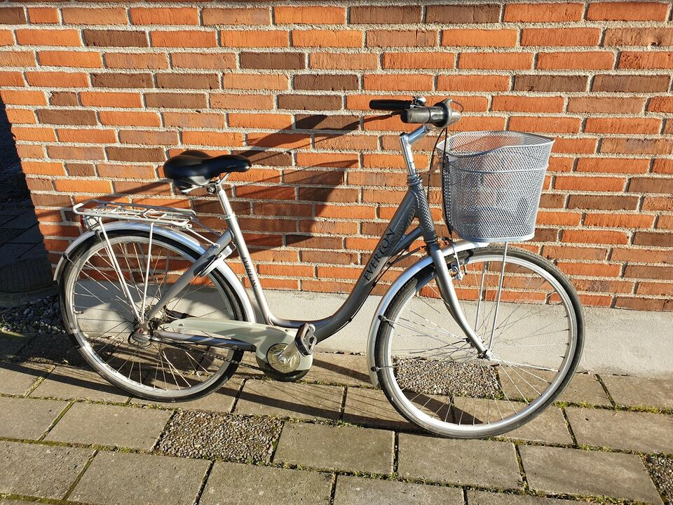 Damecykel, Everton, city Bike