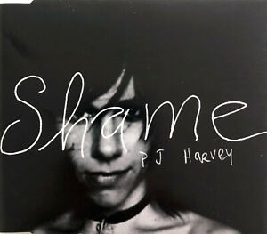 P-J-Harvey-Maxi-CD-Shame-UK-M-M