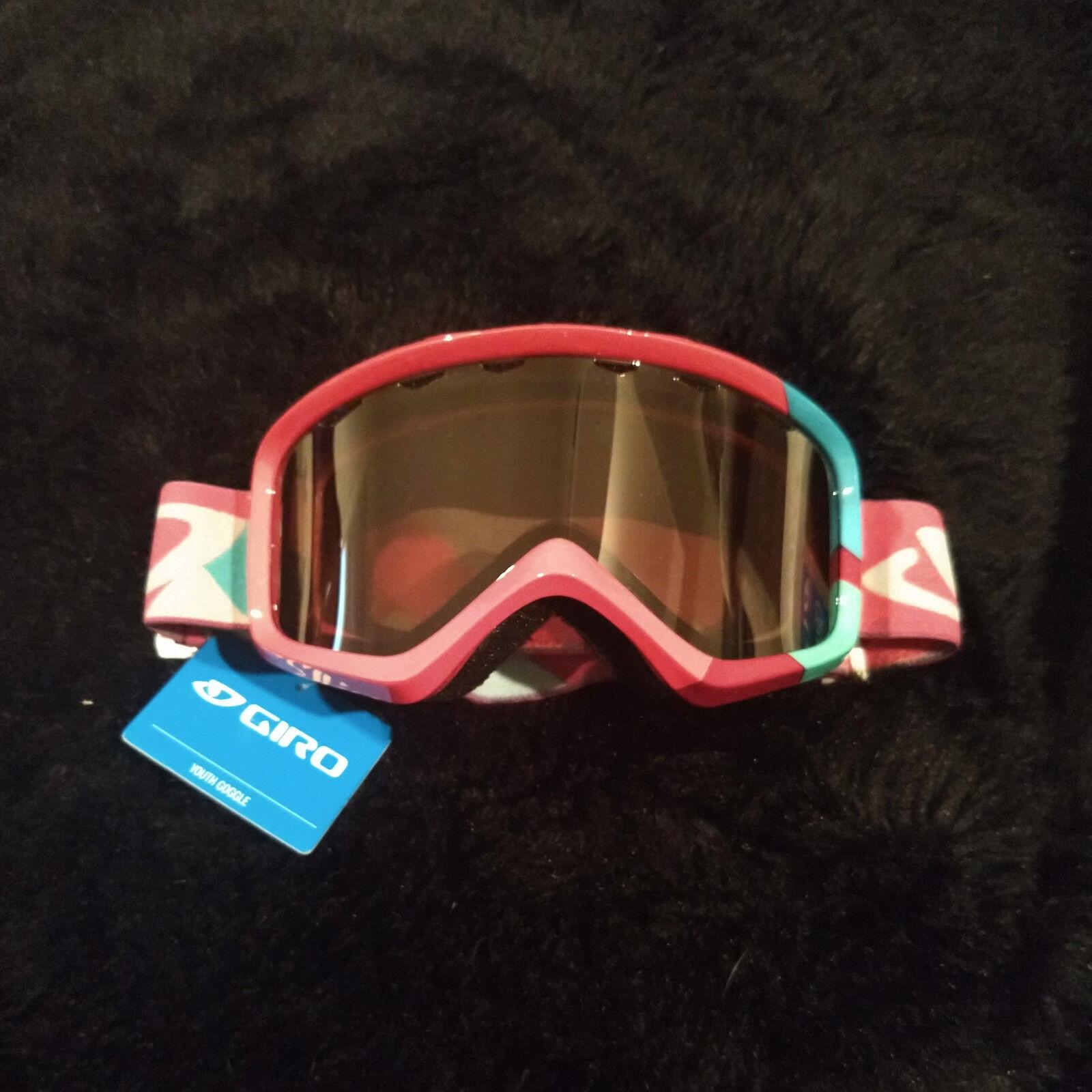 GIRO Gradeplus Youth Medium Pink Snow  Goggles - 25% OFF  fashion