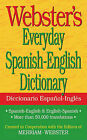 Webster's Everyday Spanish-English Dictionary by Federal Street Press (Paperback / softback, 2011)