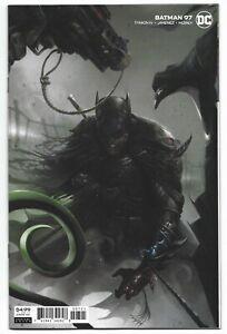 Batman #97 2020 Unread Francesco Mattina Card Stock Variant DC Comics Joker War