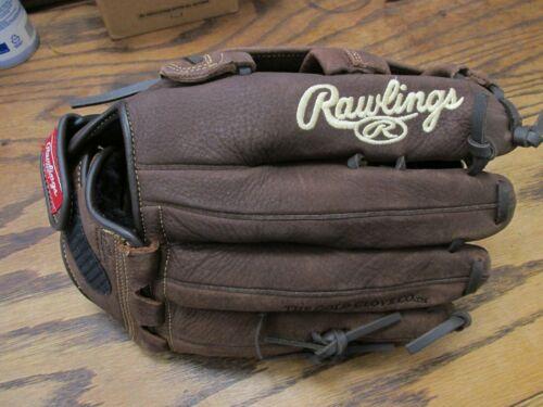 """8163 NOUVEAU!! Rawlings Player préféré Slow Pitch Softball 13/"""" P130HFL Outillage lunaire"""