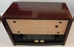 Charlestine Restored Marconi 66 Vintage Bluetooth Radio