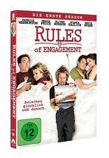 OLIVER/KAJLICH,BIANCA/PRICE,MEGYN HUDSON - RULES OF ENGAGEMENT S1   DVD NEU